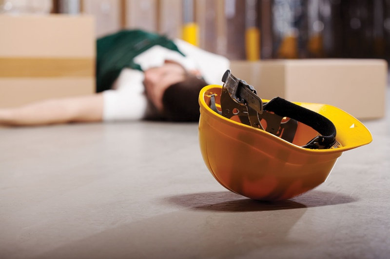 Causas de acidente de trabalho